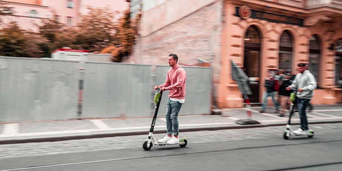 E-Scooter sind keine Tretroller