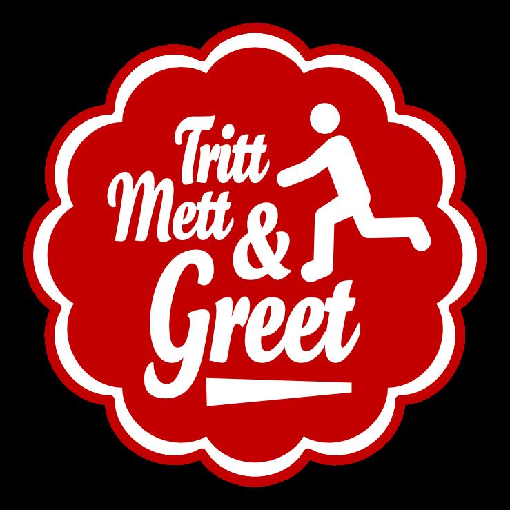 Tritt Mett und Greet Tretroller Tour TretrollerLiebe