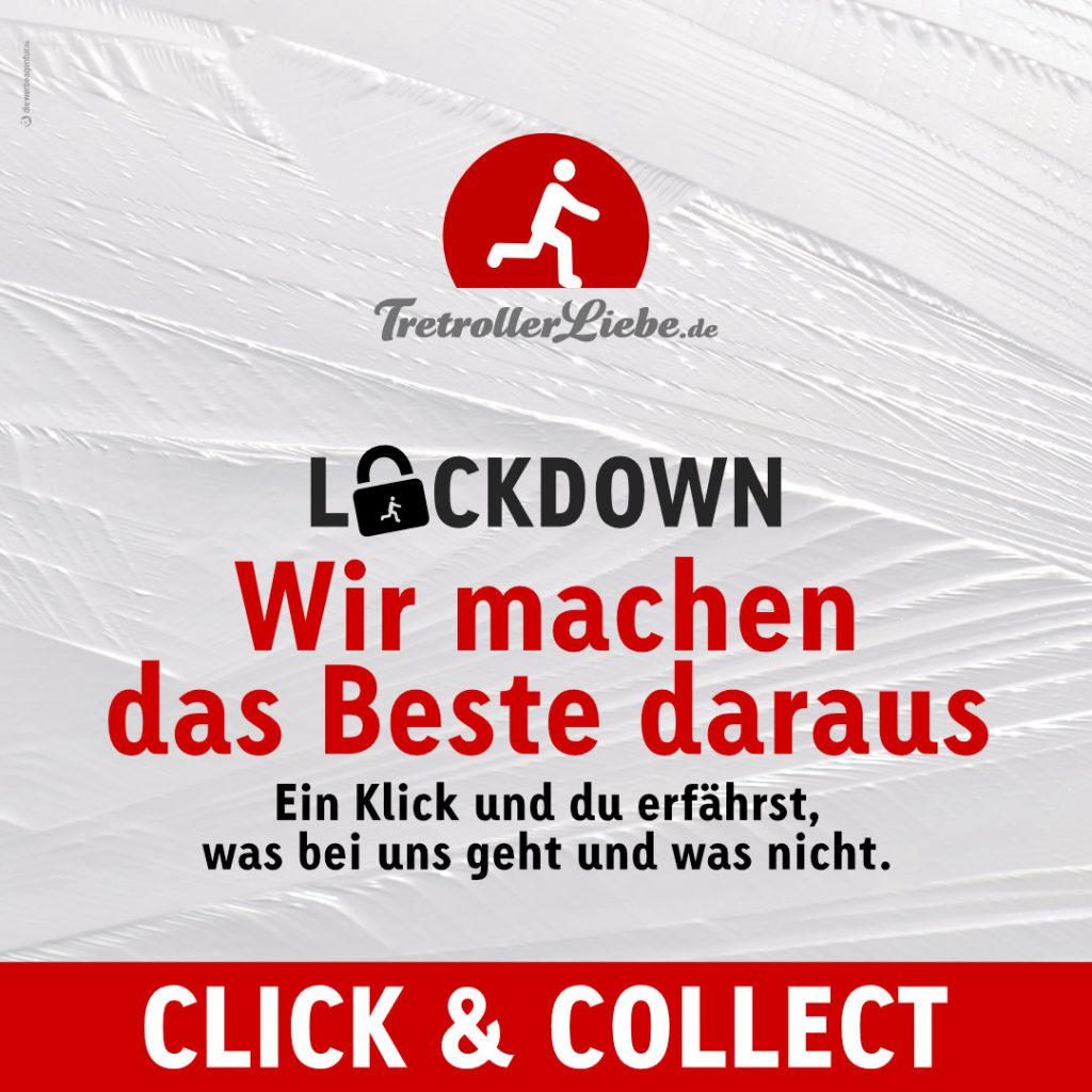 Click & Collect TretrollerLiebe in Celle