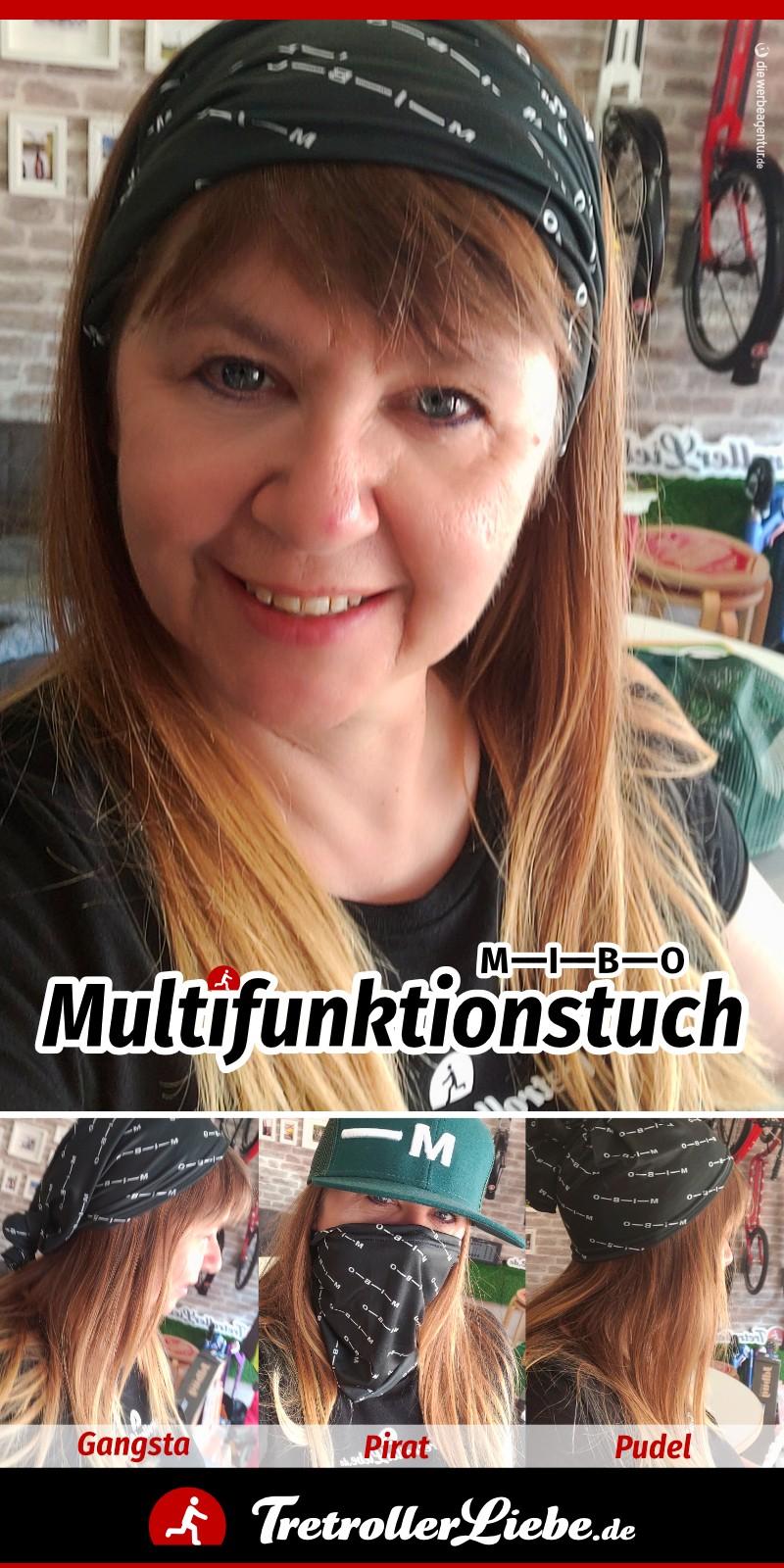Mibo Multifunktionstuch
